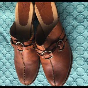 Frye Boots Slip In Shoe clog